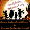 Kids Freaky Friday Halloween Party