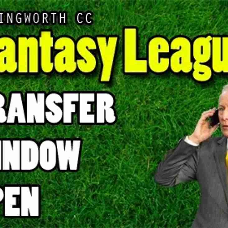 ICC Fantasy League 2016 End of June Update