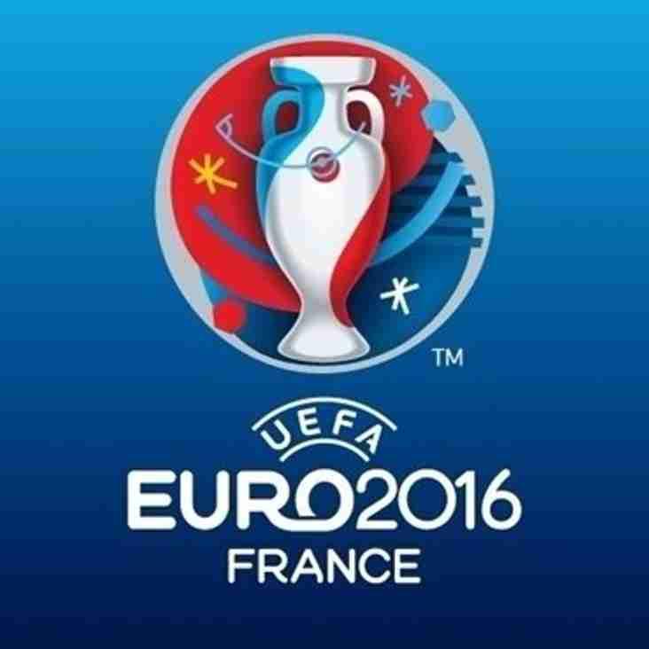 EURO 2016 Predictor Last 16 Update