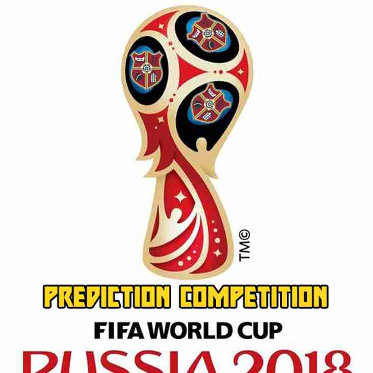 ICC World Cup 2018 Prediction Competition