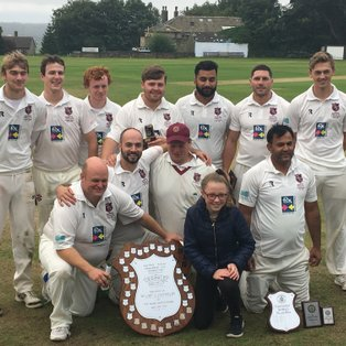 2nd XI use home advtange to lift fourth Crossley Shield title