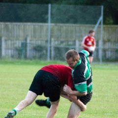 HRUFC Training. Tues 23rd Aug