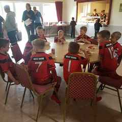 West Bank Bears U7 V Hindley U7  10th July 2016