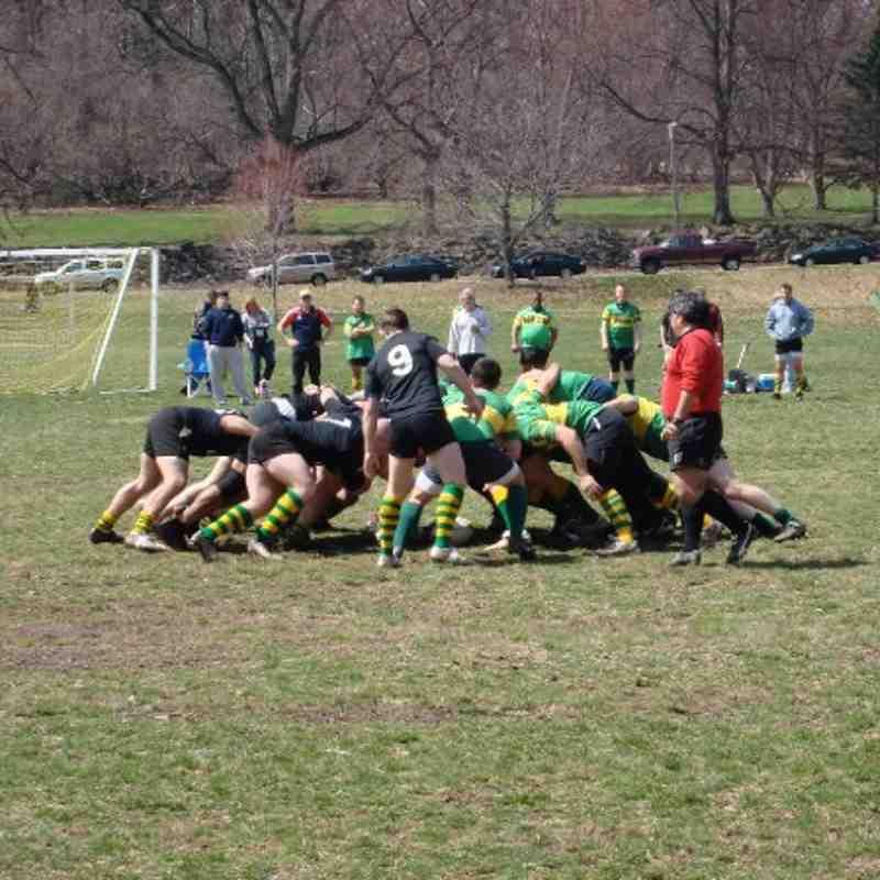 Blackthorn RFC vs. Montclaire
