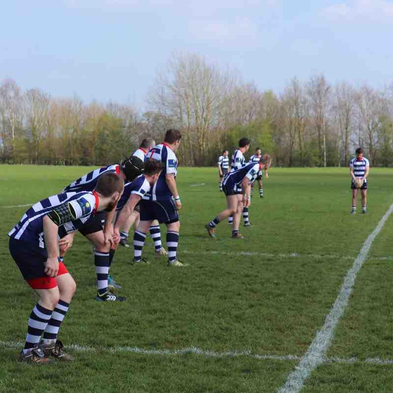 Banbury Wanderers XV vs Windsor