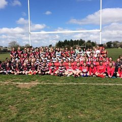 WAGS Festival of Rugby 240416