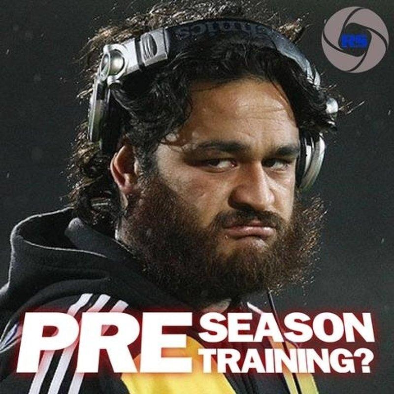 1st XV Pre-Season Begins 11th July @ 7pm