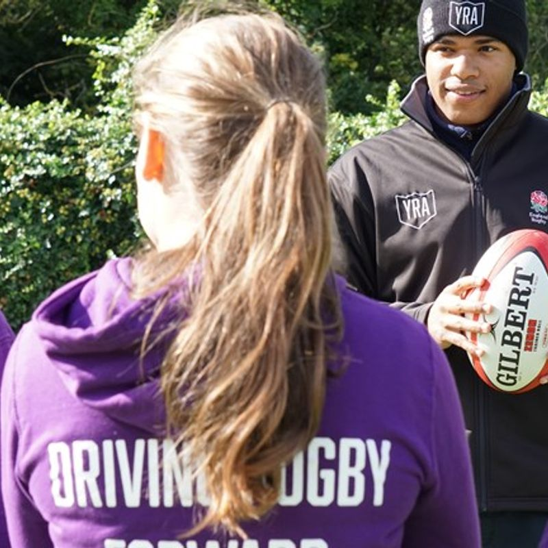 Young Rugby Ambassador Positions