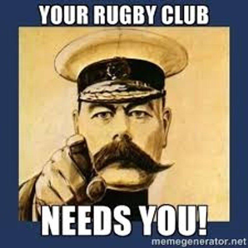 Helston RFC  - Volunteers Needed