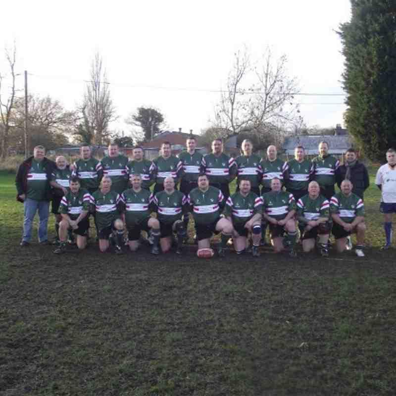 Macclesfield VETS 3rd Dec 2011