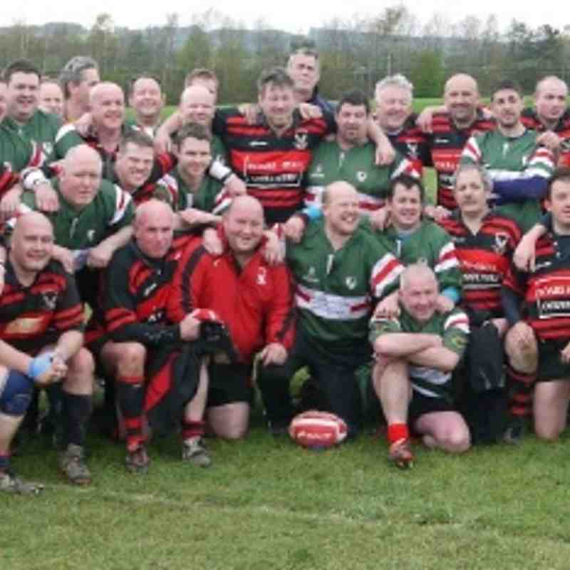Oswestry Vets 7th April 2012.