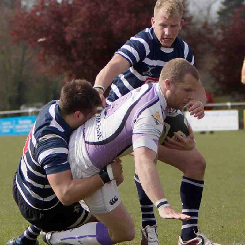 Combe vs Clifton - 14 April 2012