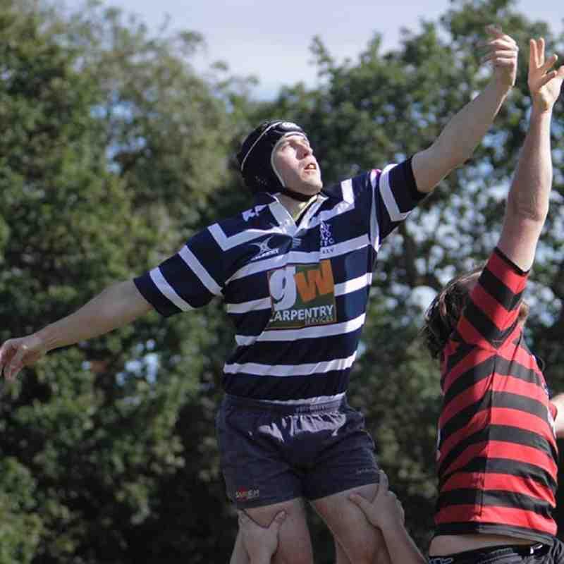 Combe 4s vs Blackheath - 8 September 2012 - Combe won