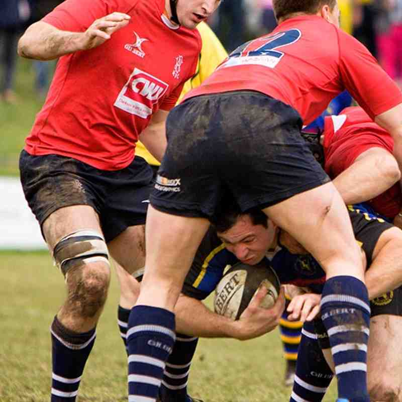 Combe vs Hertford - 16 February 2013