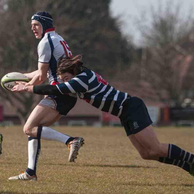 Combe vs CS Rugby
