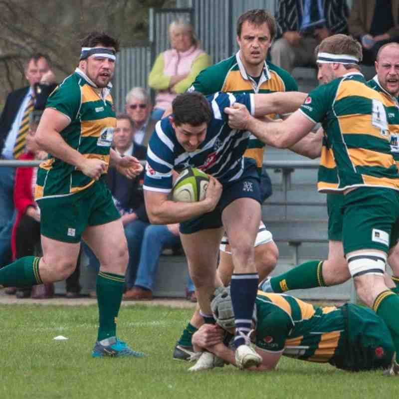 Combe vs Barnes 12 April 2014