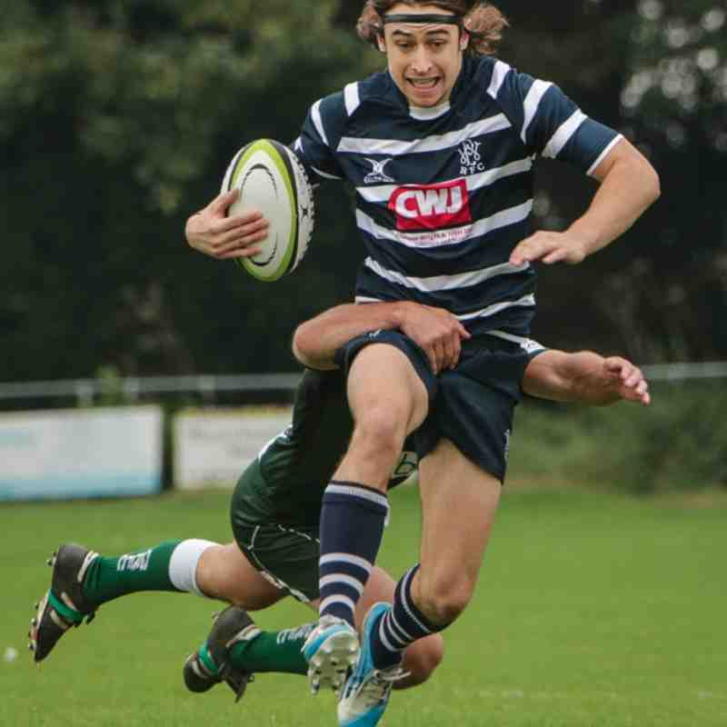 Combe vs Guernsey - September 2014
