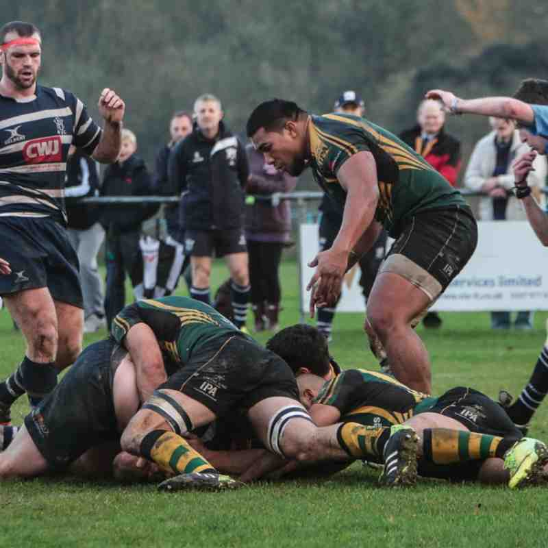 Combe vs Bury ST Edmunds, 15 November 2014