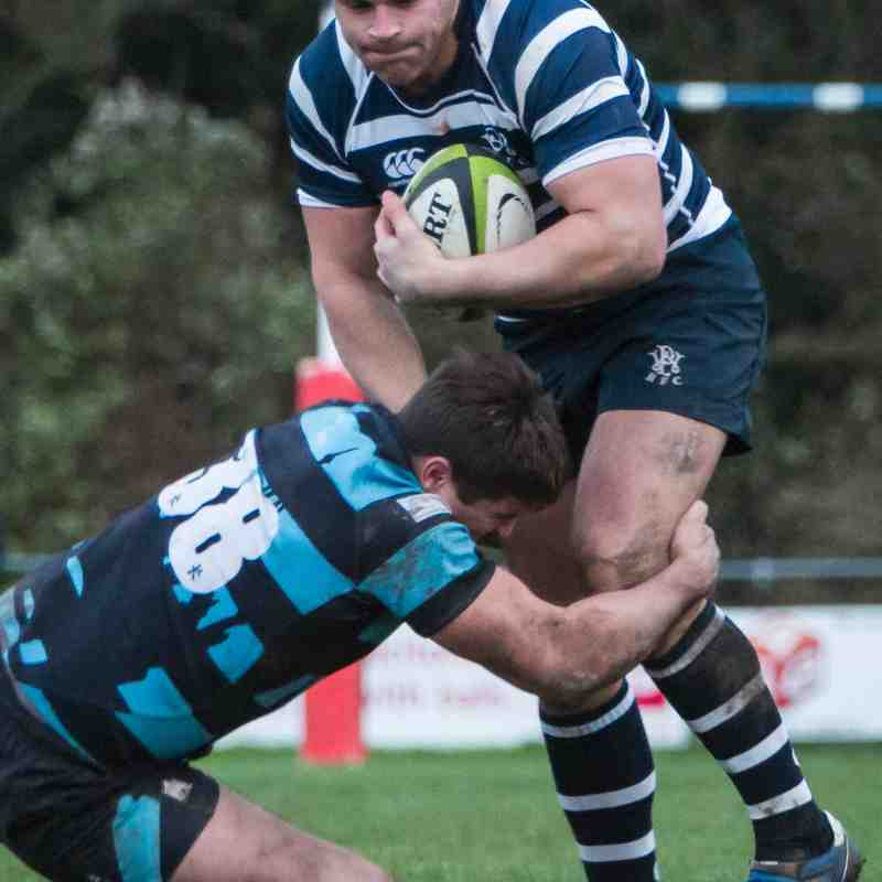 Combe vs Chichester 28 November 2015