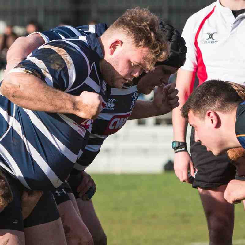 Combe vs Hertford - 30 January 2016