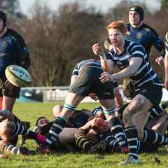 Combe recover from early setbacks to overcome Hertford courtesy of an Ant Hitchcock Hat Trick