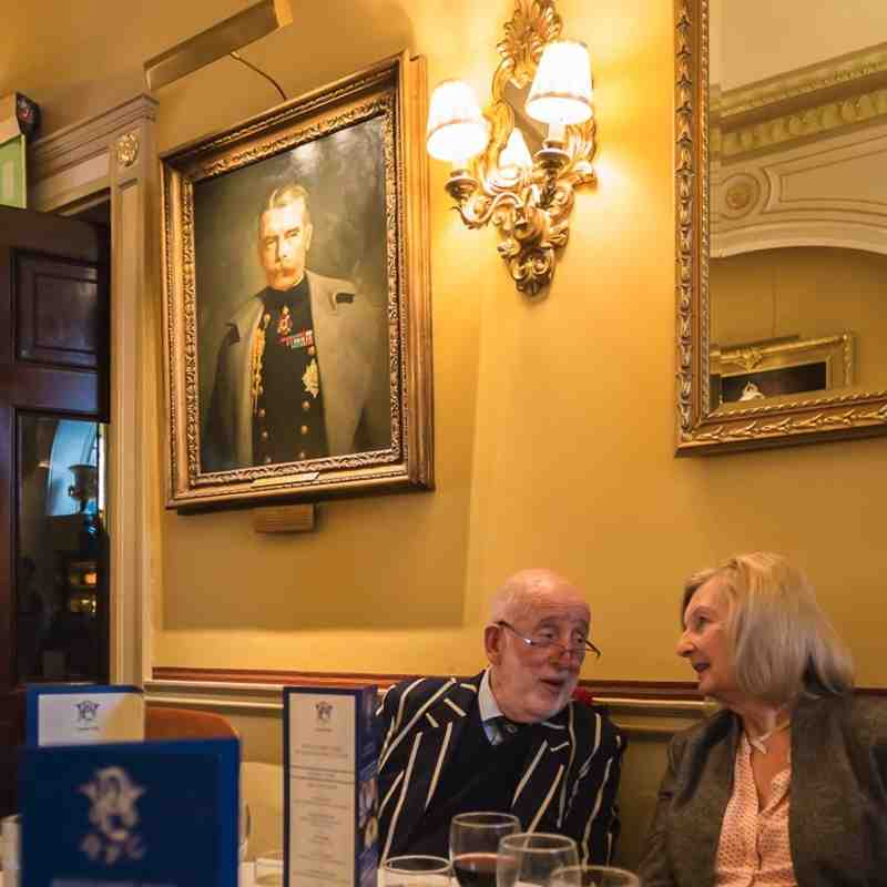 Fund raising lunch at East India Club