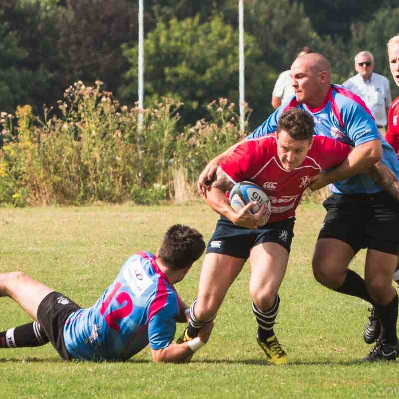 Combe vs Thurrock - 27 August 2016