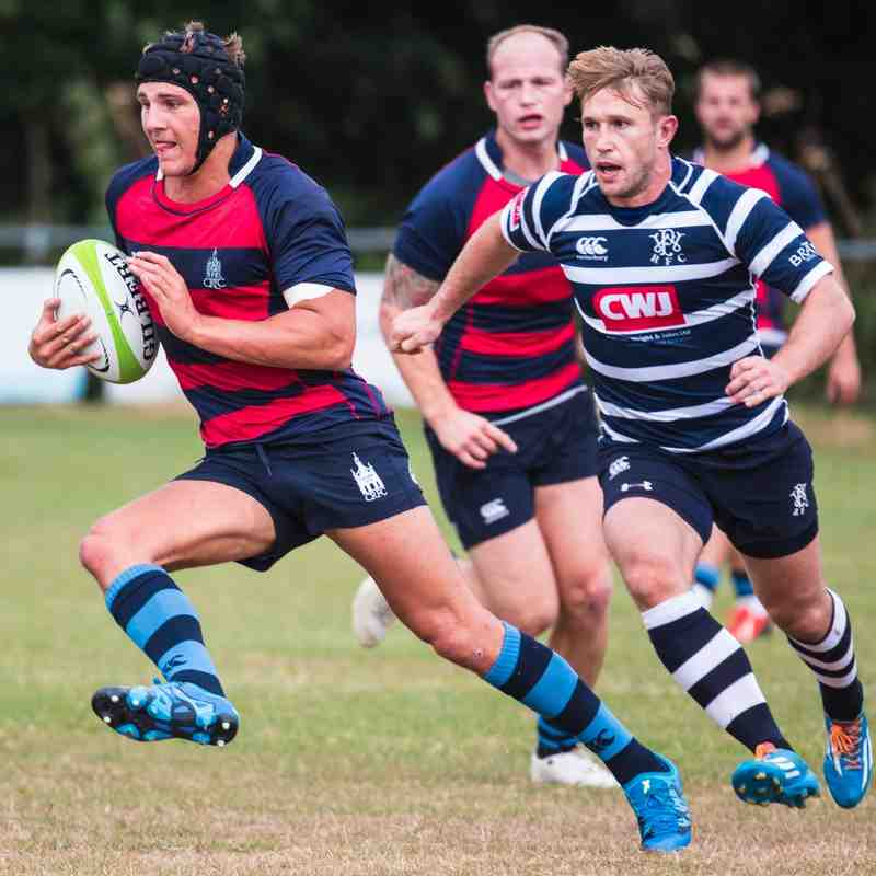 Combe vs Chichester - 3 September 2016