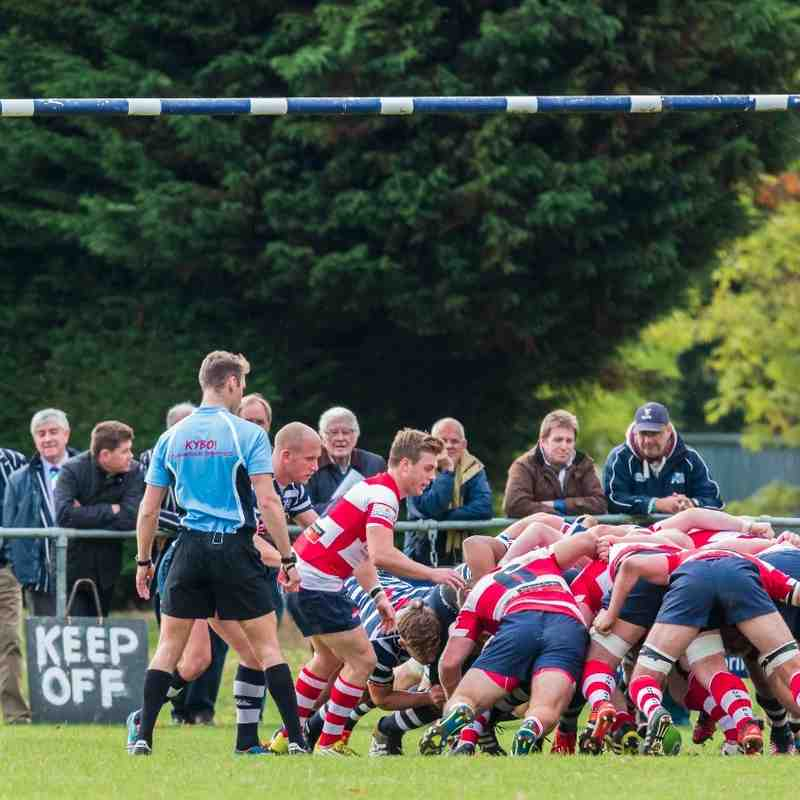 Combe vs Dorking - 22 October 2016