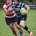 Combe overpower Dorking, scoring 8 tries in the process, moving them to within 2 points of league leaders Hertford.