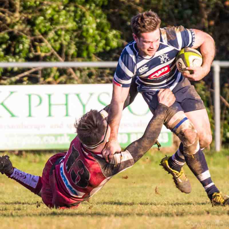 Combe vs Amersham & Chiltern - January 2017