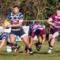 Combe make Wimbledon work for their win.