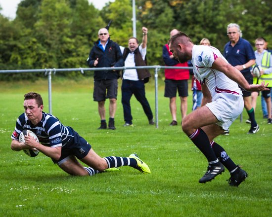 Combe vs Sidcup 2017