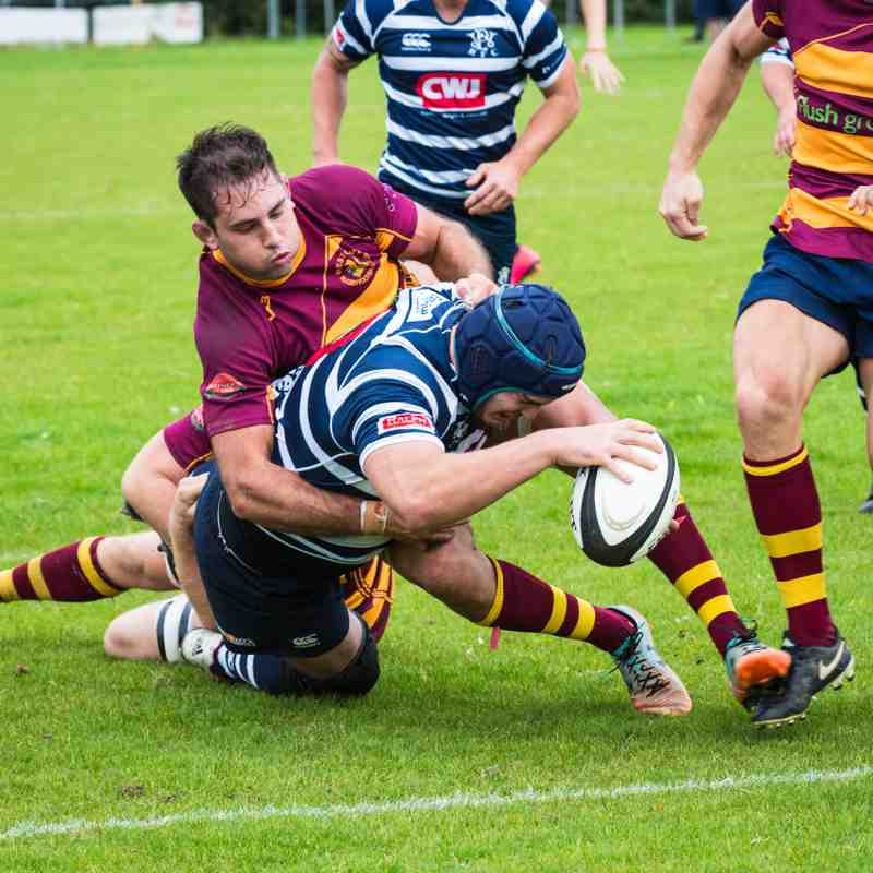 Combe vs Westcliff, September 2017