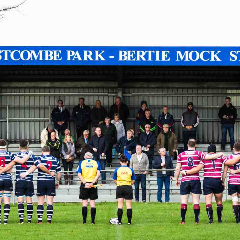 Combe vs Shelford - 28 October 2017