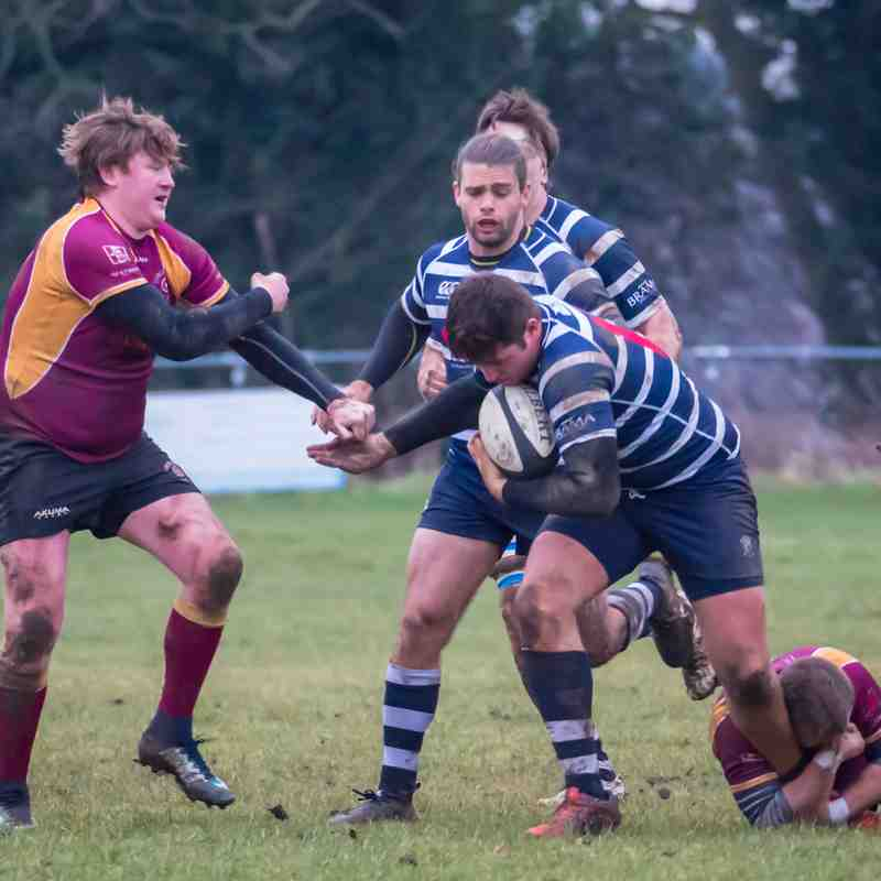Combe vs Towcestrians - January 2018