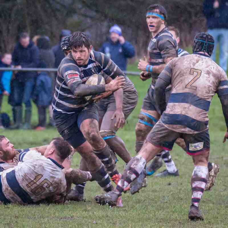 Combe vs Tunbridge Wells - Feb 2018