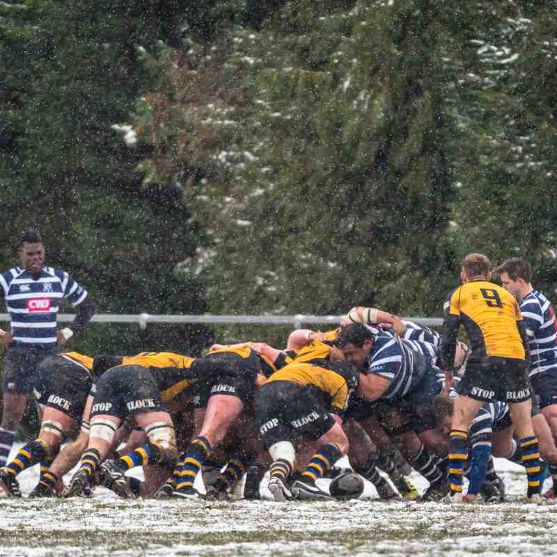 Combe vs Hertford, March 2018