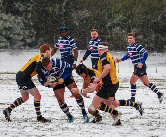 Combe vs Hertford, March 2018