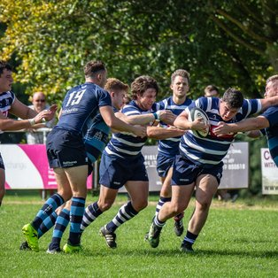 Combe win a close contest to kick off the new season