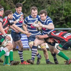 Combe vs Tottonians - March 2019