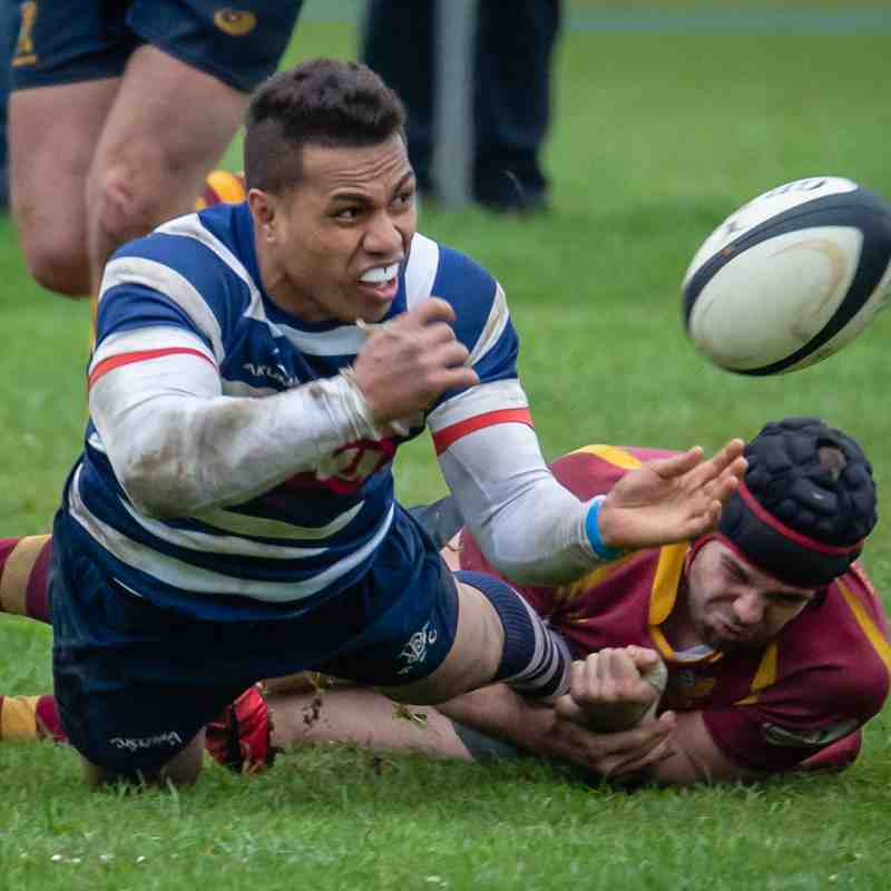 Combe vs Dartfordians - April 2019