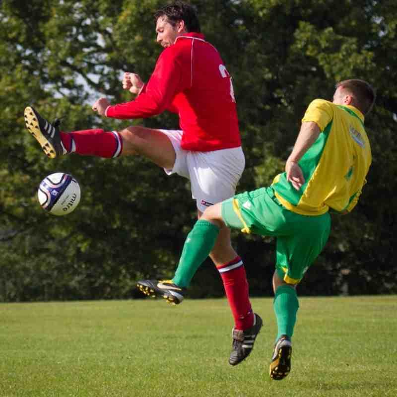 Nomads(1) v Llanidloes(4) Welsh cup