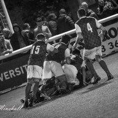 Llanrug Utd(2) v Glantraeth(2) Llanrug win 7- 6 on pens (Part2)