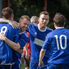 Corwen(3) v Nomads(1) Welsh Cup
