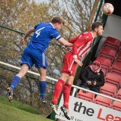 Buckley(2) v Nomads(1)Welsh Trophy R4