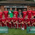 F.C Nomads of Connah's Quay beat Lex XI 1 - 0