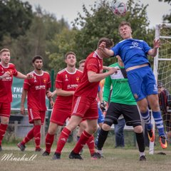 Nomads(1) v Chirk AAA(2)