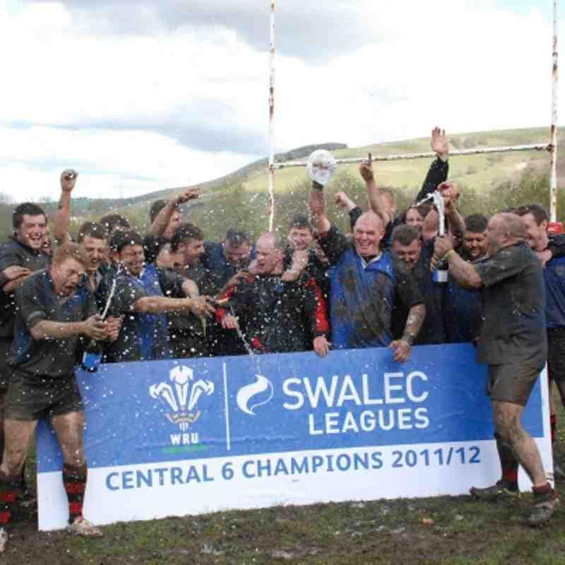 LEAGUE CHAMPIONS!! Glyncoch RFC v Cardiff Saracens