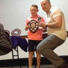 U8 Zak League Player Of The Year